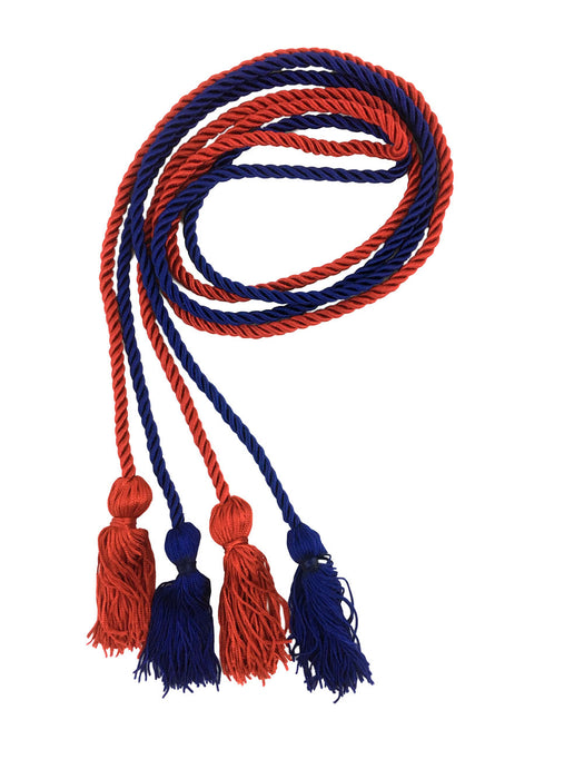 Delta Kappa Epsilon Honor Cords For Graduation