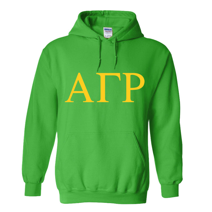 Alpha Gamma Rho Fraternity World Famous 25 Greek Hoodie World Famous Hoodie