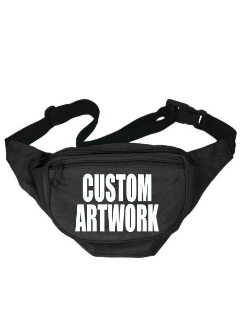 Zeta Phi Beta Custom Fanny Pack