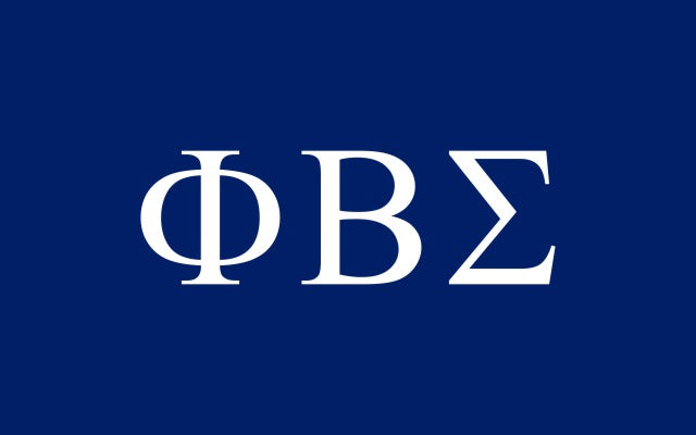 Phi Beta Sigma Fraternity Flag Sticker
