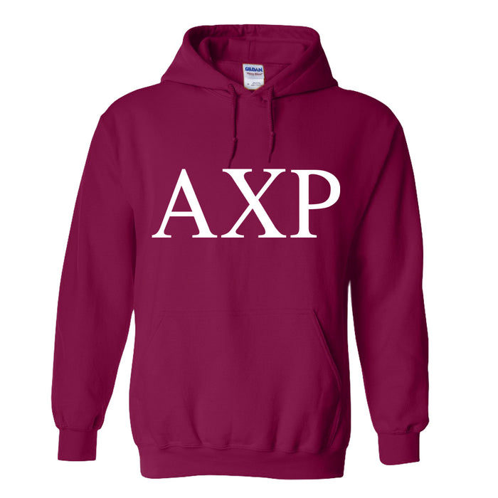 Alpha Chi Rho Fraternity World Famous 25 Greek Hoodie World Famous Hoodie