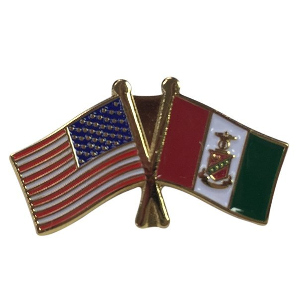 Kappa Sigma USA / Fraternity Flag Pin