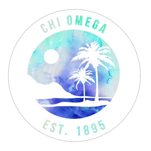 Sorority Oasis Sticker