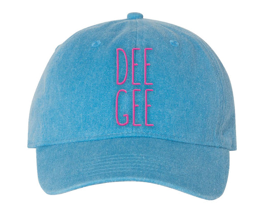 Best Selling Hats Comfort Colors Nickname Hat