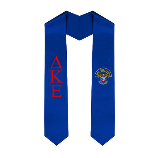 Delta Kappa Epsilon Simple Sash Stole