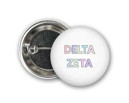Sorority Pastel Text Button