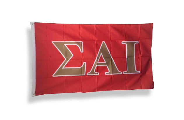 Sigma Alpha Iota Big Flag