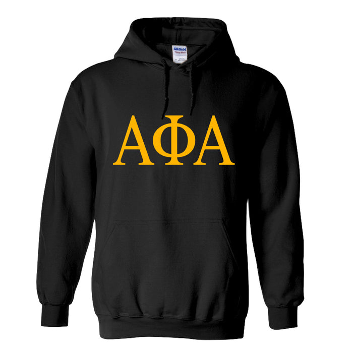 Alpha Phi Alpha Fraternity World Famous 25 Greek Hoodie World Famous Hoodie