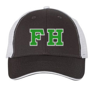 Farmhouse Greek Trucker Cap