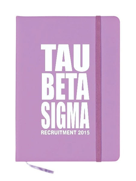 Tau Beta Sigma Impact Notebook