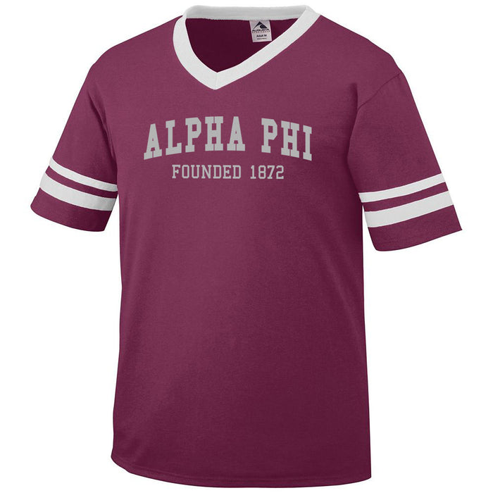 Alpha Phi Founders Jersey
