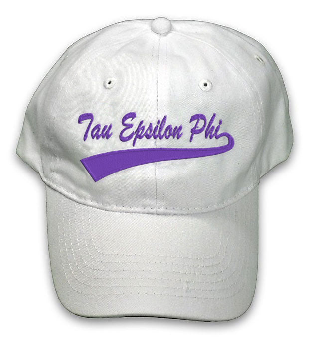 Tau Epsilon Phi New Tail Baseball Hat