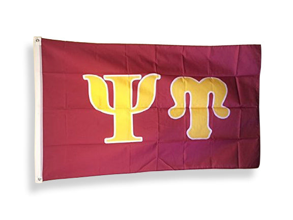Psi Upsilon Big Flag