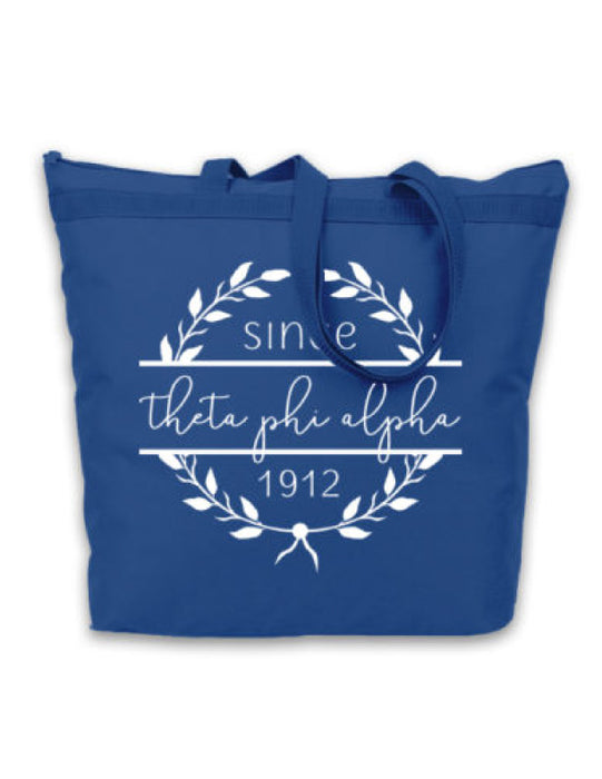 Theta Phi Alpha Since Established Tote