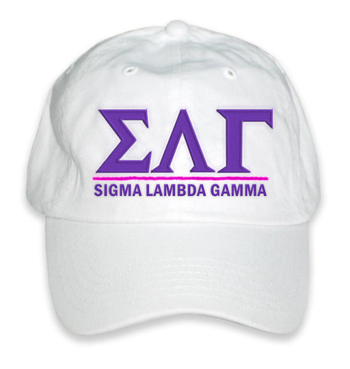 Sigma Lambda Gamma Best Selling Baseball Hat