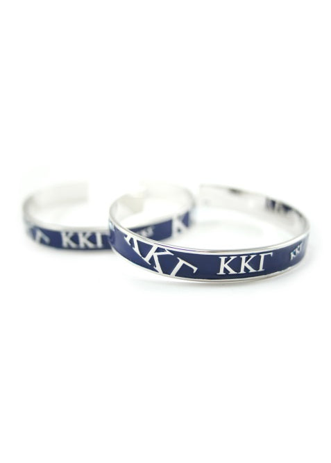 Kappa Kappa Gamma Bangle Bracelet