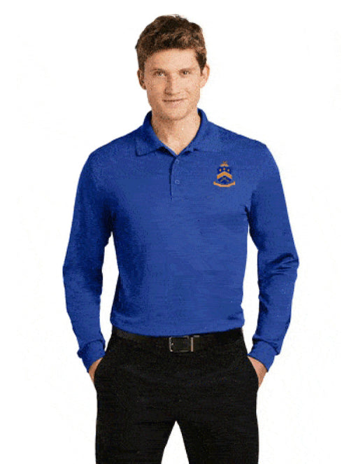 Pi Kappa Phi Long Sleeve Polo