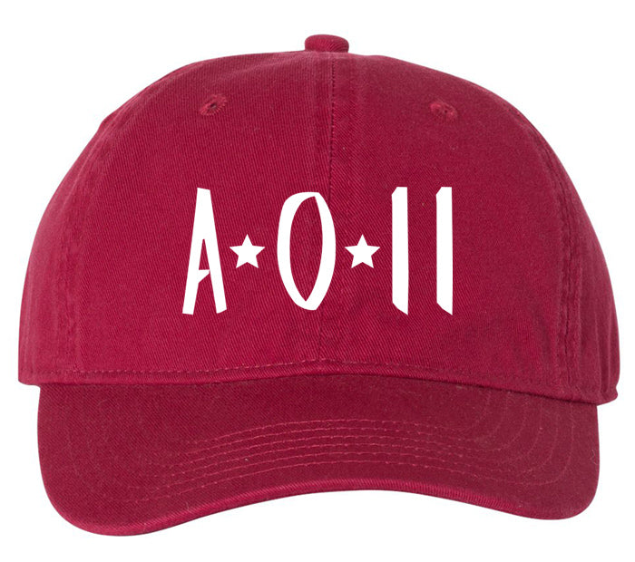 Alpha Omicron Pi Starry Night Hat