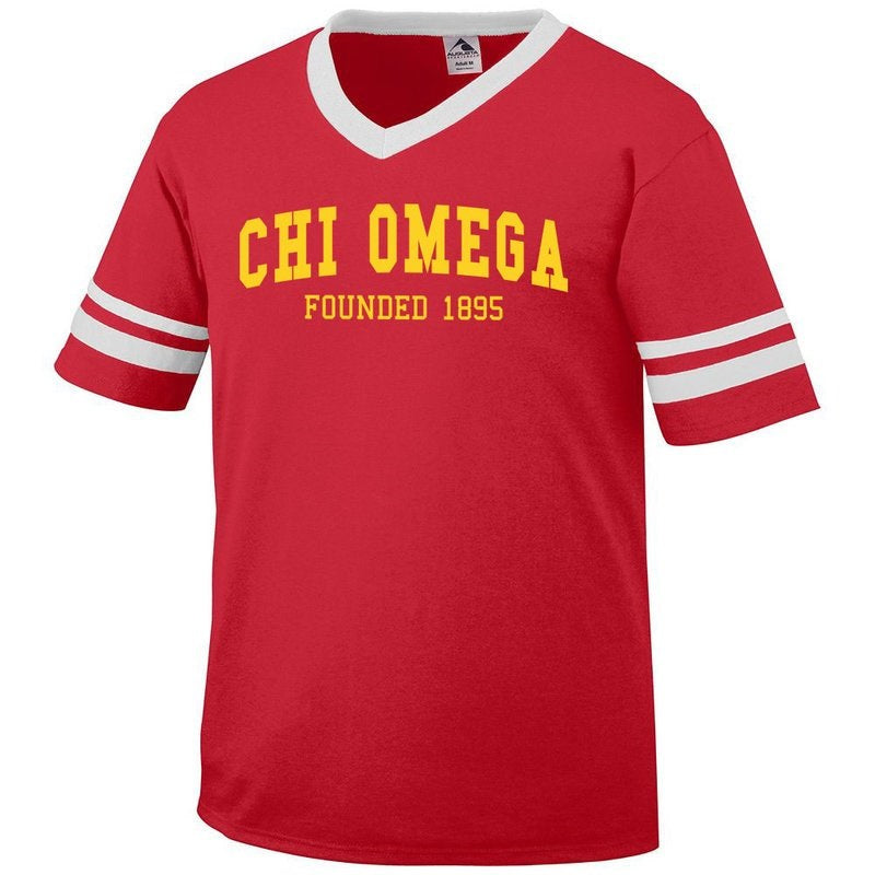 Chi Omega Founders Jersey