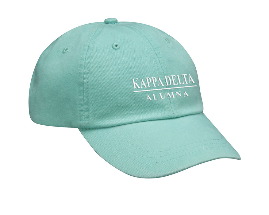 Kappa Delta Custom Embroidered Hat