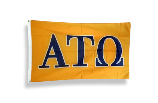 Alpha Tau Omega Big Flag