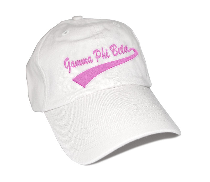 Gamma Phi Beta New Tail Baseball Hat