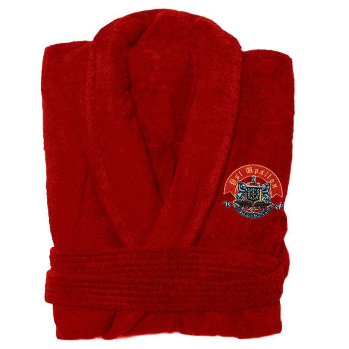 Psi Upsilon Bathrobe