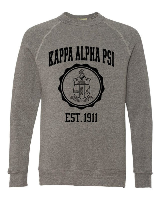 Kappa Alpha Psi Alternative Eco Fleece Champ Crewneck Sweatshirt