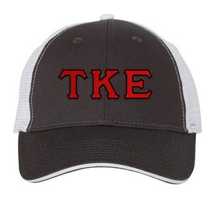 Tau Kappa Epsilon Greek Trucker Cap