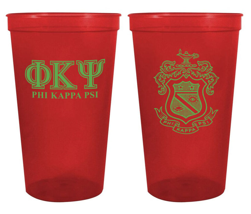 Phi Kappa Psi Fraternity New Crest Stadium Cup