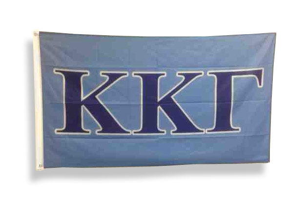 Kappa Kappa Gamma Big Flag