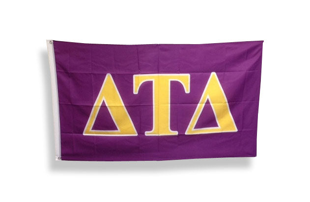 Delta Tau Delta Big Flag