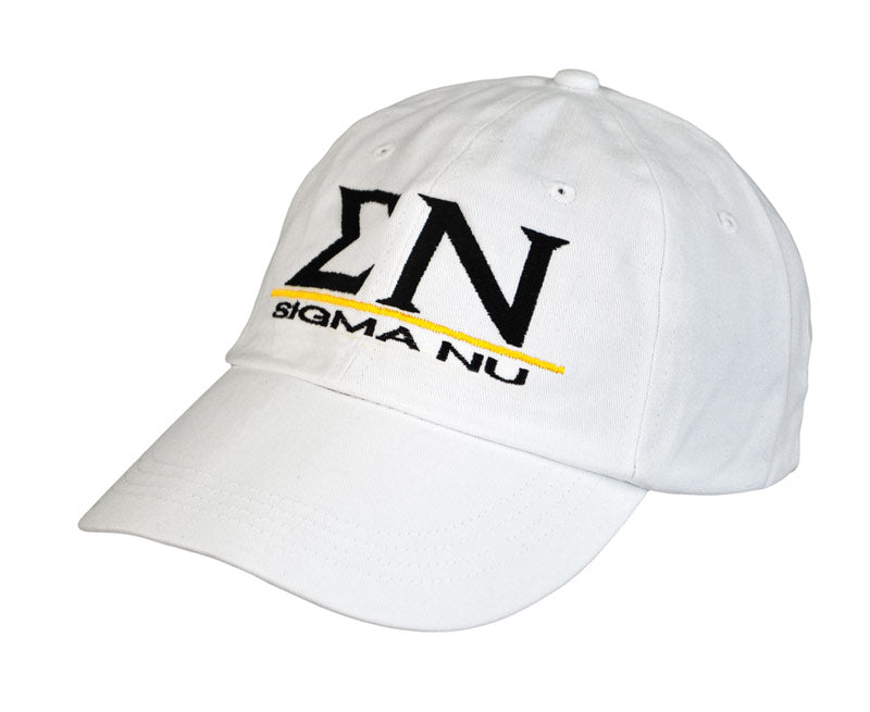 Sigma Nu Best Selling Baseball Hat