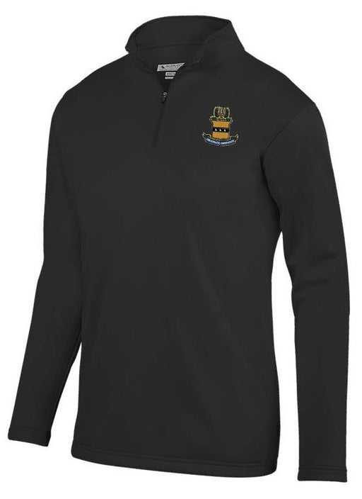 Crest Moisture Wicking Fleece Pullover