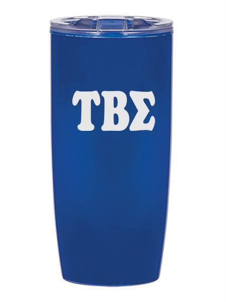 Tau Beta Sigma Cooper Letters 19 oz Everest Tumbler