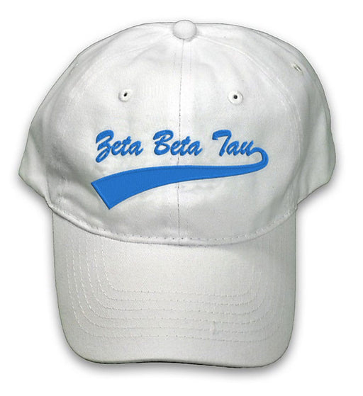 Zeta Beta Tau New Tail Baseball Hat