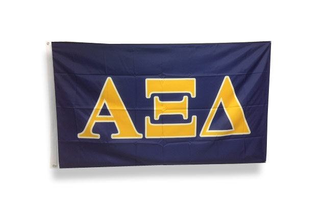Alpha Xi Delta Big Flag