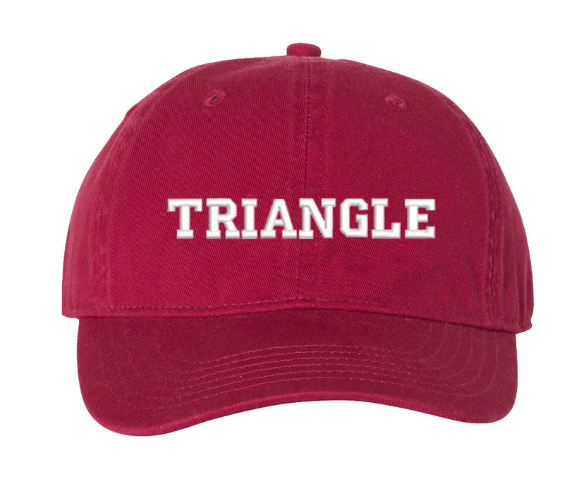 Triangle Comfort Colors Varsity Hat