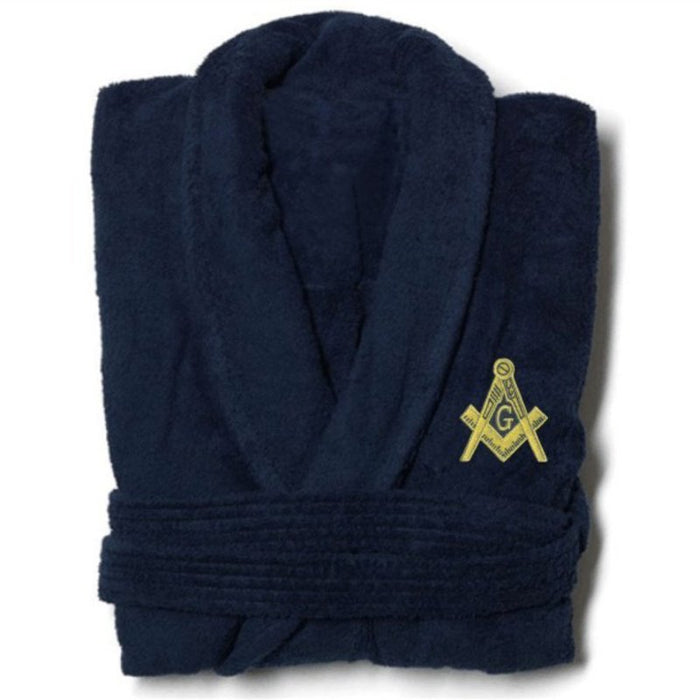 Masonic Bathrobe