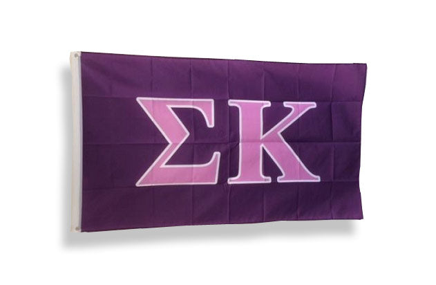 Sigma Kappa Big Flag