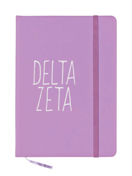 Delta Zeta Mountain Notebook