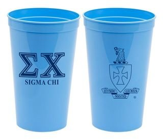 Fraternity New Crest Stadium Cup Fraternity New Crest Stadium Cup