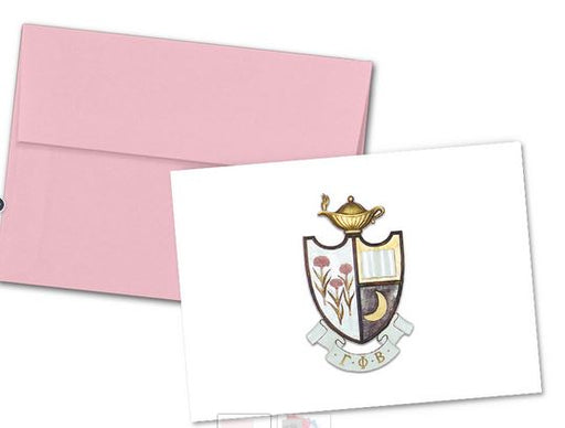 Sorority Crest Note Cards