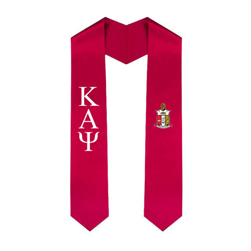 Kappa Alpha Psi Simple Sash Stole
