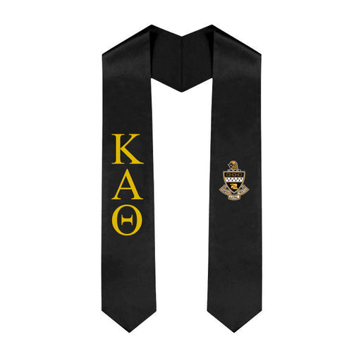 Kappa Alpha Theta Simple Sash Stole