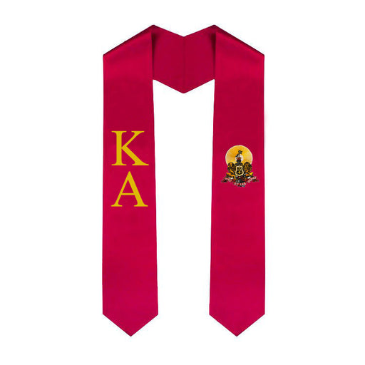 Kappa Alpha Simple Sash Stole