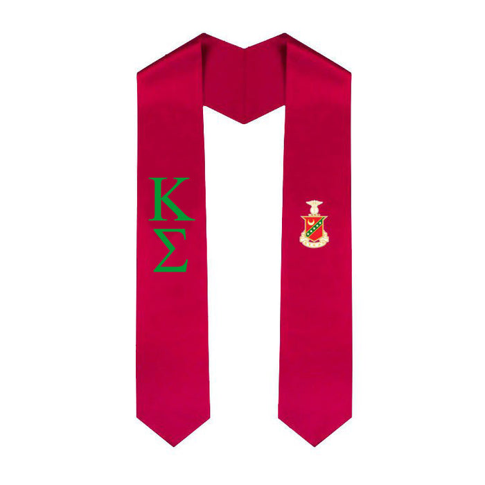 Kappa Sigma Simple Sash Stole Kappa Sigma Simple Sash Stole