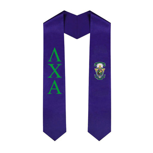 Lambda Chi Alpha Simple Sash Stole