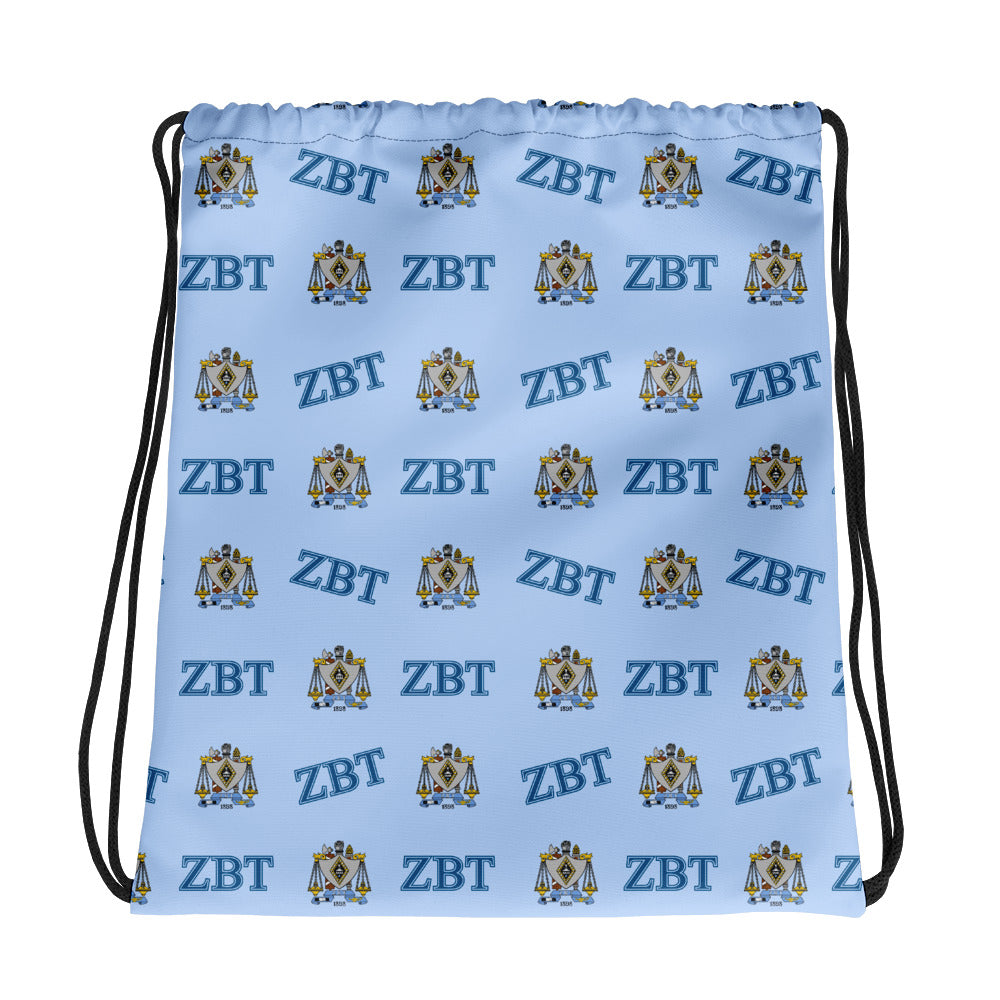 Zeta Beta Tau Drawstring Bag Zeta Beta Tau Drawstring bag