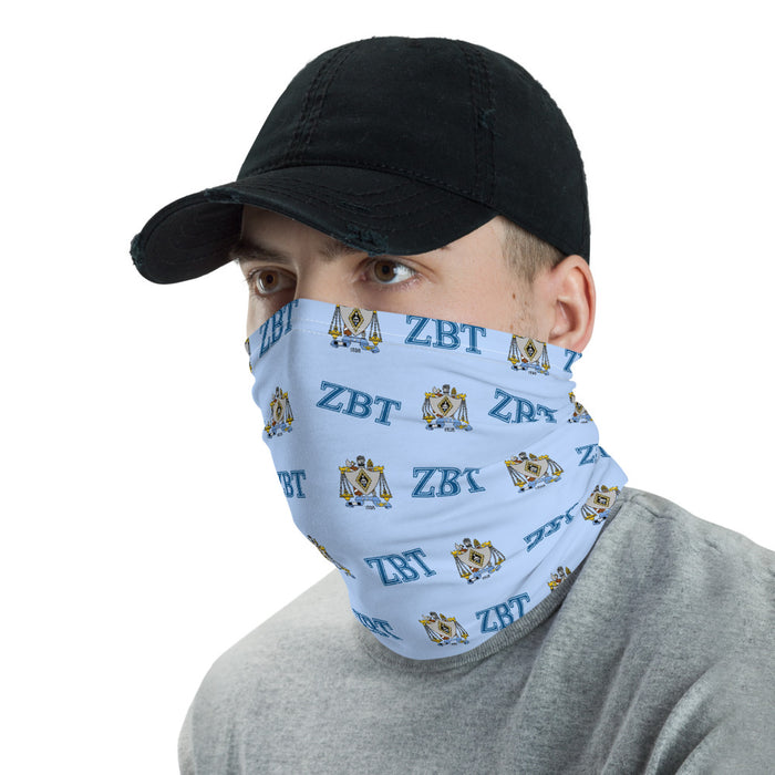 Zeta Beta Tau Neck Gaiter Zeta Beta Tau Neck Gaiter